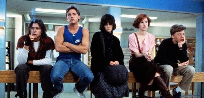 "30-Year Anniversary Will Bring ""The Breakfast Club"" Back To Theaters"