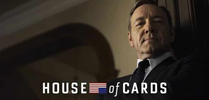 Netflux Bug Places House of Cards: Season 3  Online 2 Weeks Early