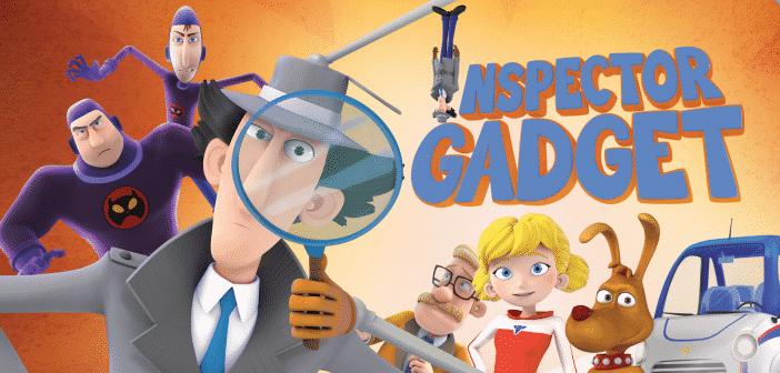 Inspector Gadget Makes Go-Go-Gadget Return To Netflix Programming