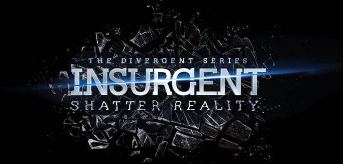 """INSURGENT - SHATTER REALITY"" Virtual Reality Experience 2"
