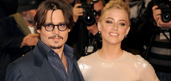 Johnny Depp And Amber Heard Reportedly Married Despite Weekend Wedding Plans