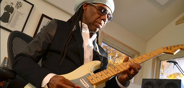 Award Winning Music Icon Nile Rodgers Honored With Vanguard Award 2