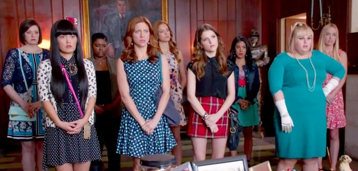 Pitch Perfect 2 - Trailer #2 Is Out