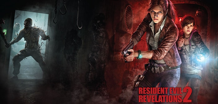 Resident Evil Revelations 2 Gets New Trailer For It's Upcoming Release