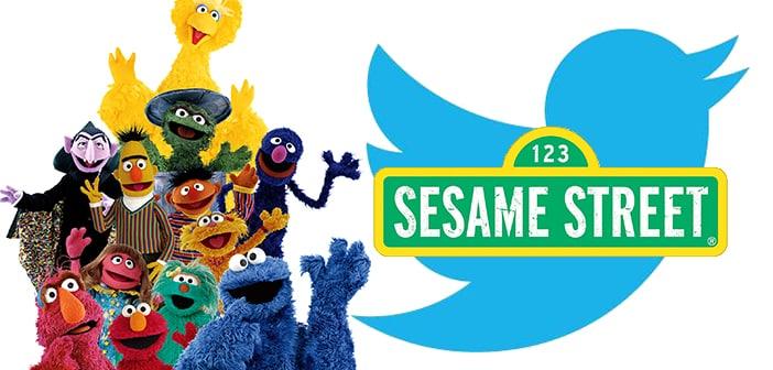 Citizens of Sesame Street  Finally Make It To Twitter