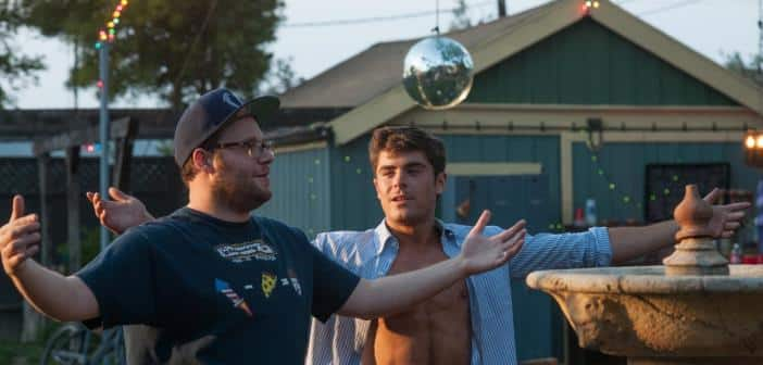 Seth Rogen and Zac Efron Getting To Work On NEIGHBORS 2