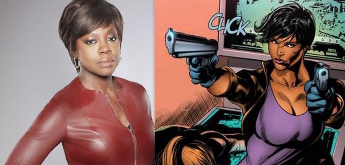 Viola Davis Confims Amanda Waller Role In Suicide Squad