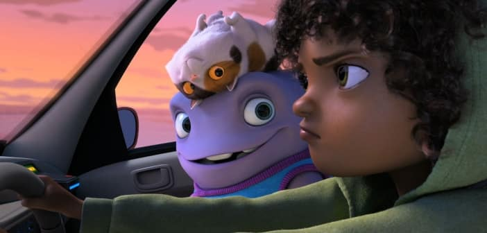 """WHY REPRESENTATION MATTERS:  DreamWorks """"HOME"""" 3"""