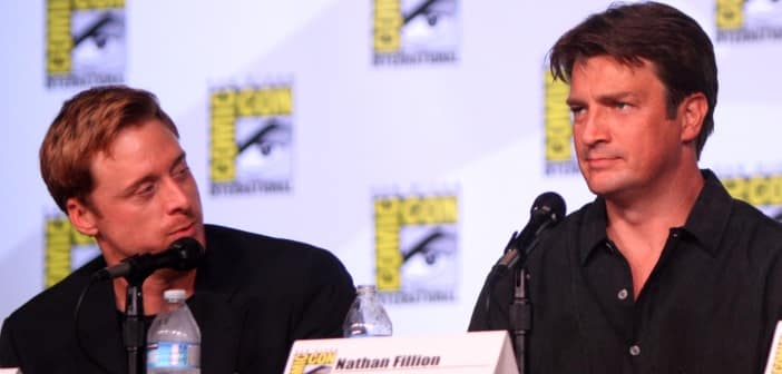Alan Tudyk and Nathan Fillion Reunite To Launch CampaignFor 'Con Man' Web Series