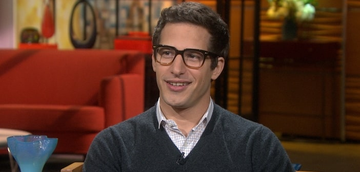 Andy Samberg Tapped To Host The 67th Annual Emmys Awards