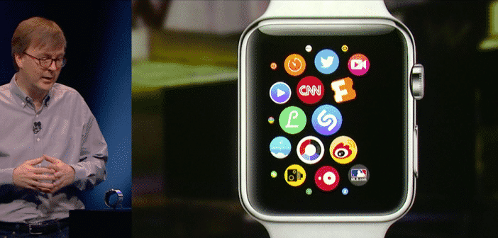 Apple Watch: Apple Showcases Wearable Smart Device