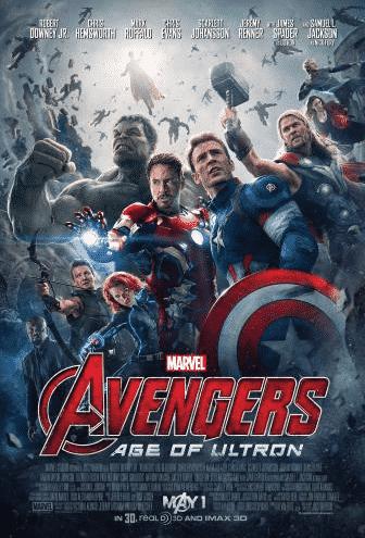Avengers 2 Final Poster