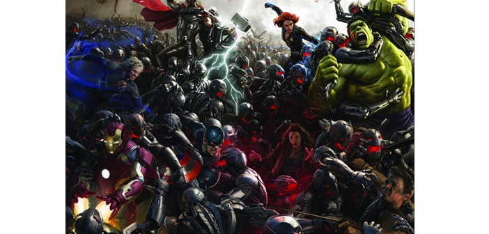 MARVEL'S AVENGERS: AGE OF ULTRON - New Trailer Up 1
