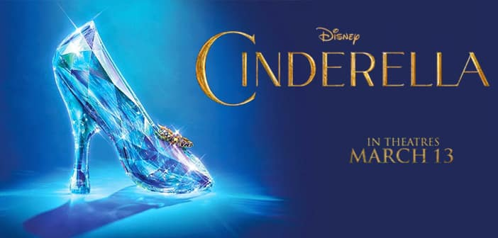 CLOSED-- MOVIE PASSES - CINDERELLA - VIP Advance Screening Giveaway
