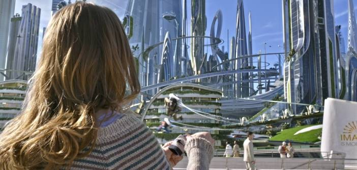 TOMORROWLAND – VIP Advanced Screening Giveaway & SeeItFIrst Codes