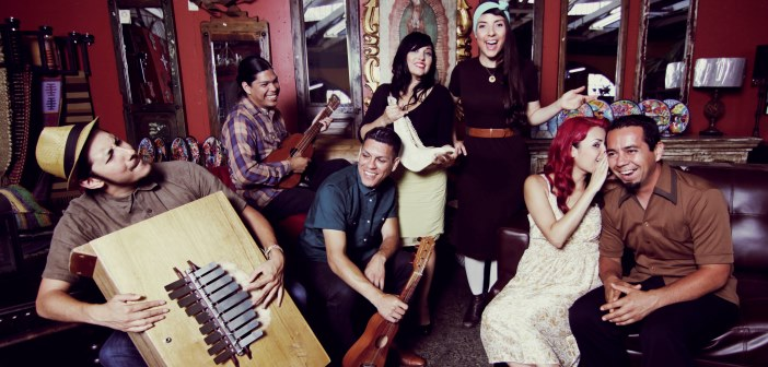 "Las Cafeteras Honor the Feminine Spirit with ""Mujer Soy"" Commemorating Women's History Month 2"