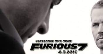 Furios 7 Paul Walker Vin Diesel