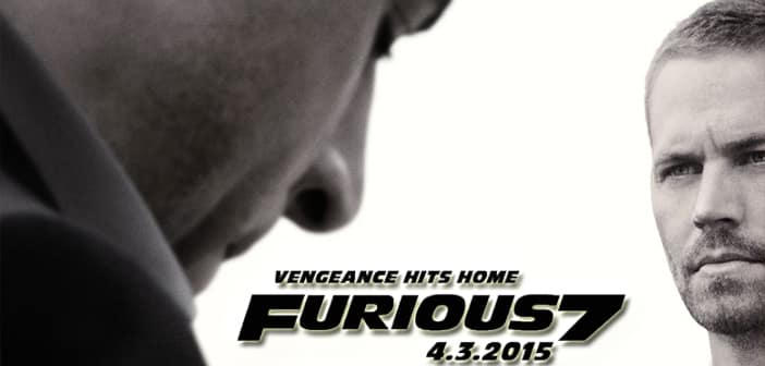 Wiz Khalifa Was Called To Make A Song To Honor Paul Walker In Furios 7's Ending Credits