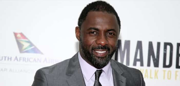Idris Elba Begins Filming BBC America's Two-Part 'Luther' Special