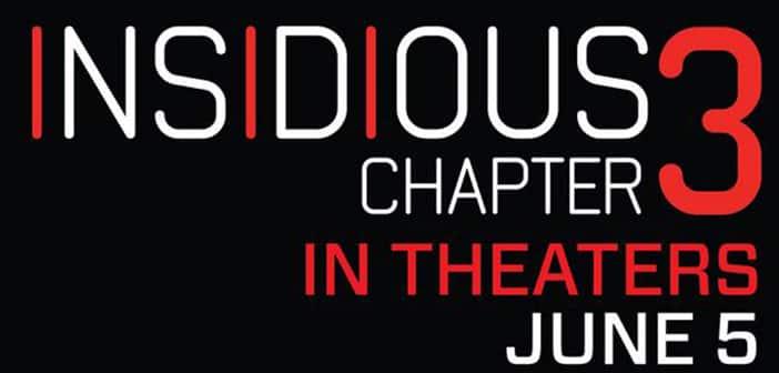 Insidious 3 trailer