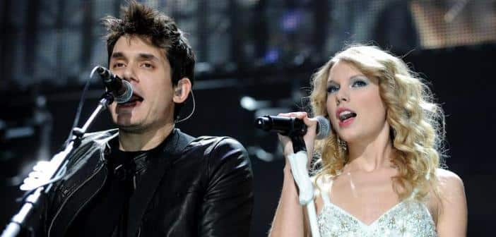 John Mayer Salutes and Supports Taylor Swift's Battle With Spotify