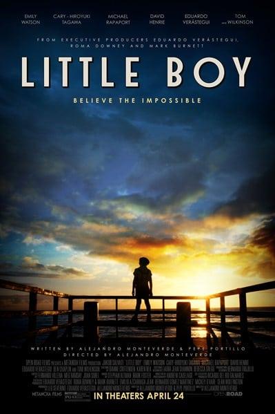 LITTLE BOY - One-Sheet