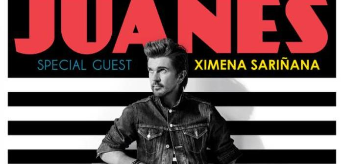 JUANES Announces Eagerly-Awaited U.S. Concert Dates For His Loco De Amor Tour 2
