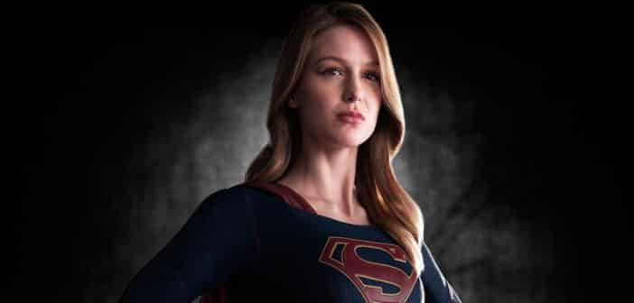 First Image Of Melissa Benoist As 'Supergirl' Shared 2