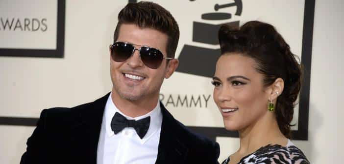 Paula Patton And Robin Thicke Finalize Divorce