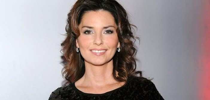 """Shania Twain Schedules """"Rock This Country"""" Tour For Before Retiring"""