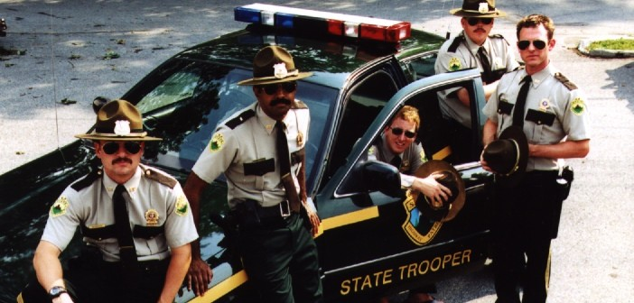 Fans Help SUPER TROOPERS 2 Blazes Past Their $2M Goal In Less Than 2 Full Days
