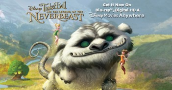 Tinker Bell and the Legend of the Neverbeast Easter Giveaway Wide