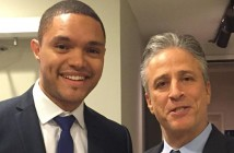 Trevor Noah Jon Stewart The Daily Show