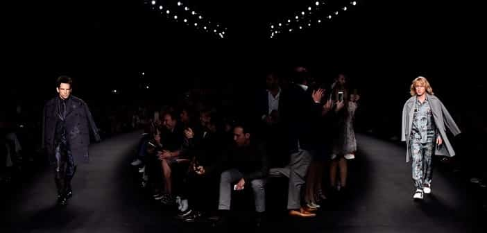 Zoolander 2 - Derek Zoolander and Hansel at Paris Fashion Week! 1