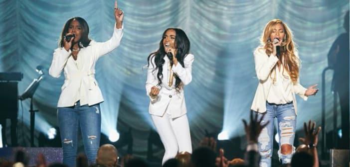 Destiny's Child Has Surprise Reunion Performance At 2015's  Stellar Gospel Music Awards