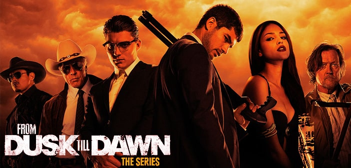 ROBERT RODRIGUEZ Returning For Next Season Of FROM DUSK TILL DAWN: THE SERIES 2