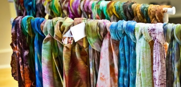 Travel Tips: The Magic of Packing a Scarf/Pashmina 2