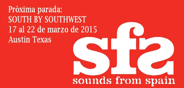 Sounds From Spain SXSW Closing Night Friday March 20th Lucille Patio Bar 8pm-1:45am 9