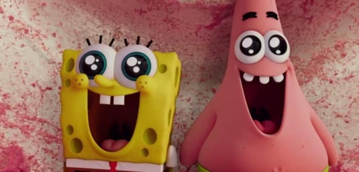 THE SPONGEBOB MOVIE:  SPONGE OUT OF WATER Tickets – Buy 2 Get 2