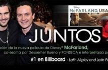 # 1 ON EIGHT BILLBOARD LATIN CHARTS cover