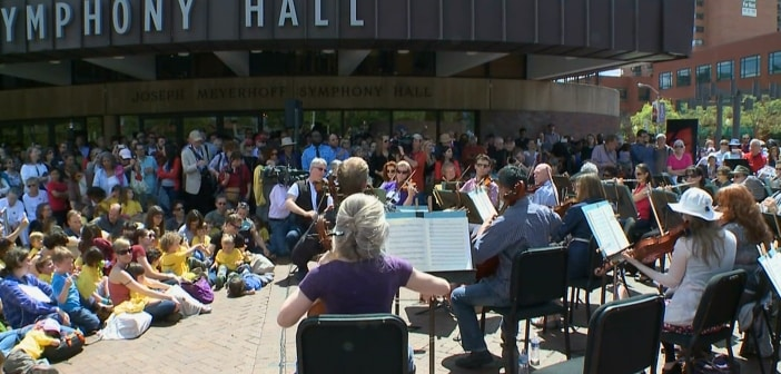 Baltimore Symphony Orchestra Makes The Call To Perform Free Concert