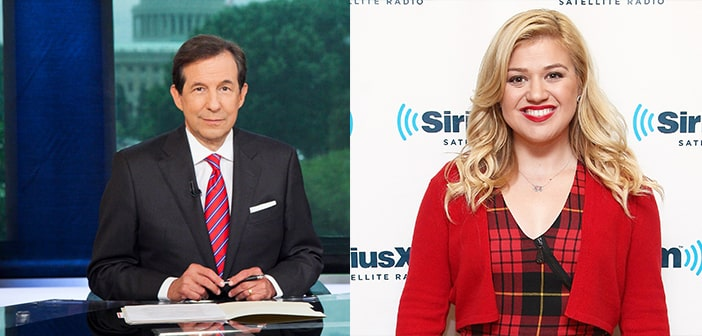 Chris Wallace, Host For FOX NEWS, Apologizes To Kelly Clarkson