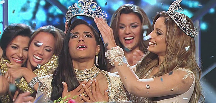 Francisca Lachapel Is Crowned 9th Latina Beauty Queen On Univision's 'Nuestra Belleza Latina' Finale