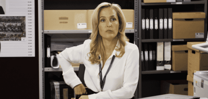 Gillian Anderson Co-Writing Self-Help Guide For Women