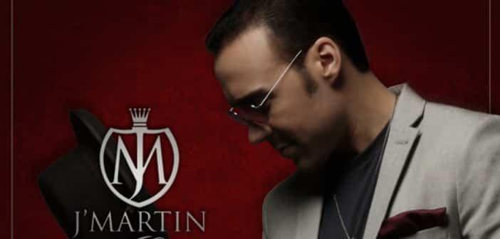 "J'Martin reaches #1 on Dominican Republic's charts with  ""Yo Soy El Loco Aquel"" (I Am That Crazy One) 3"