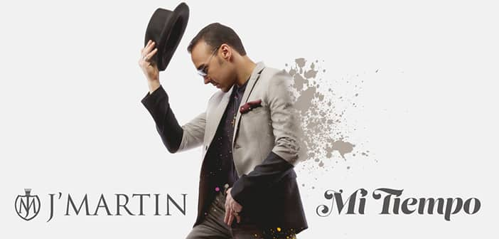 Crooner J'Martin Releases One Of The Most Anticipated Albums Within The Bachata Genre  'Mi Tiempo' 2