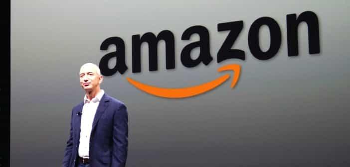 Amazon's Jeff Bezos is having a $5B day