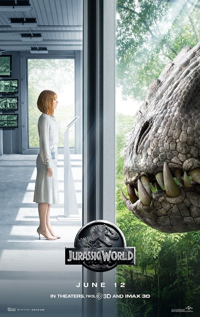 Jurassic World Tall posters (1)