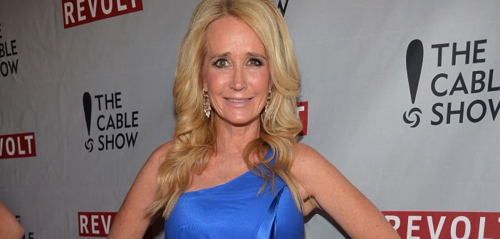 'Real Housewives' Star Kim Richards Taken Into Custody For Several Charges After A Late Night Of Drinking 2