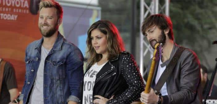 Lady Antebellum's Tour Bus Catches Fire On Busy Interstate